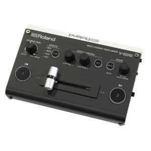 ROLAND V-02HD スケーラー内蔵 2CH ビデオスイッチャー アウトレット|chuya-online.com