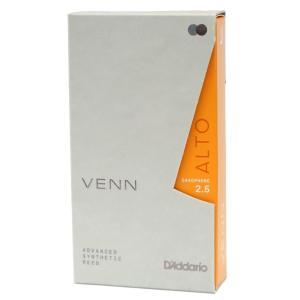 D'Addario Woodwinds/RICO VAS0125 VENN アルトサックス 樹脂リード 2.5 1枚|chuya-online.com