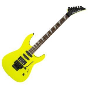 Jackson X Series Soloist SL3X DX Neon Yellow エレキギタ...