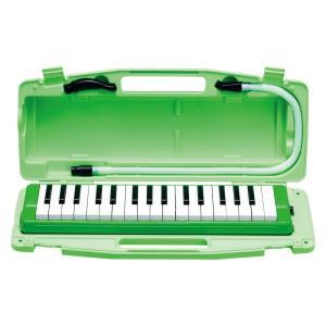 全音 323AH ピアニー GREEN アルト 鍵盤ハーモニカ chuya-online