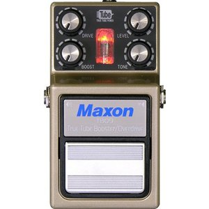 MAXON TBO9/True tube Booster/Overdrive ギターエフェクター