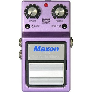 MAXON PAC9/Pure Analog Chorus ギターエフェクター