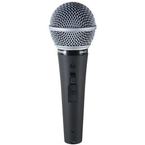 SHURE SM48S-LC-X ボーカル用ダイナミックマイクSM48Sバージョンにはロック可能なO...