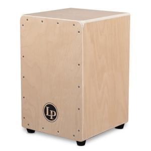 ハードウッド採用ボディーで豊かな低音が特徴のカホンです。