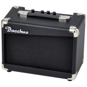 BACCHUS BBA-10 BLACK ベースアンプ