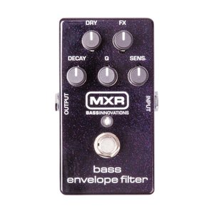 MXR M-82 bass envelope filter ベース用エフェクター