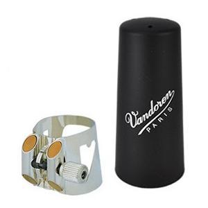 バンドレン LC01M OPTIMUM B♭クラリネット プラスチックキャップ付きのリガチャーです。
