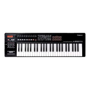 ROLAND A-500PRO-R MIDIキーボード 49鍵盤モデル