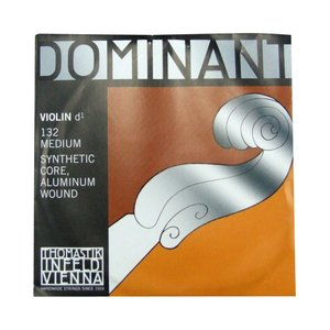 Thomastik Dominant No.132 D線 ドミナント バイオリン弦|chuya-online