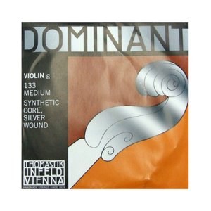Thomastik Dominant No.133 G線 ドミナント バイオリン弦|chuya-online