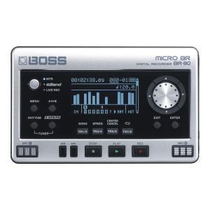 BOSS BR-80 Micro BR コンパクトレコーダー|chuya-online