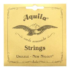 AQUILA AQ-SR/4U Nylgut ウクレレ弦 ソプラノ用|chuya-online