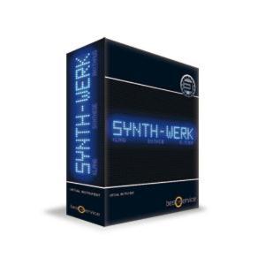 CRYPTON SYNTH-WERK シンセサイザー音源ソフトウェア|chuya-online