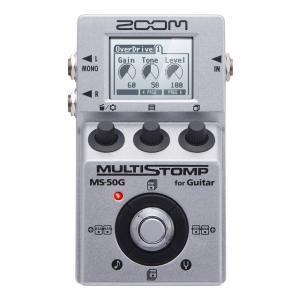 ZOOM MultiStomp MS-50G ギターエフェクター|chuya-online