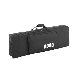 KORG キーボードシンセサイザー KingKORG/KROME-61専用 ソフトケース SC-KINGKORG/KROMEの商品画像|ナビ