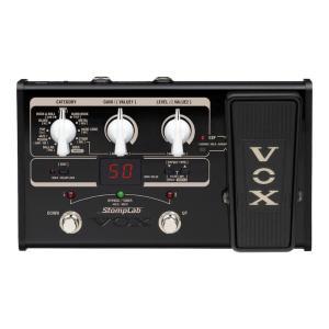 VOX STOMPLAB IIG SL2G ペダル付きマルチ...
