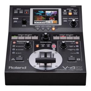 ROLAND V-4EX 4チャンネル ビデオミキサー|chuya-online.com