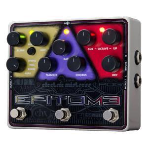 ELECTRO-HARMONIX EPITOME マルチエフェクター