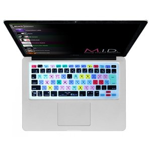 KB Covers FC-M-JIS-CC for Final Cut Pro/Express Apple MacBook JIS配列用キーボードカバー chuya-online