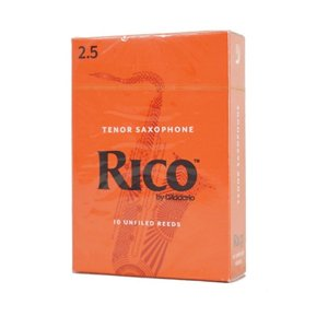 D'Addario Woodwinds/RICO RKA1025 テナーサックス用リード 10枚入り[2.5]|chuya-online.com