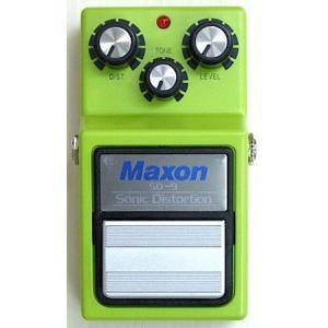 MAXON SD9 ギターエフェクター