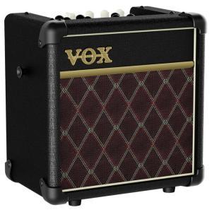 VOX MINI5 Rhythm CL リズム機能付きコンパクトアンプ クラシックカラー