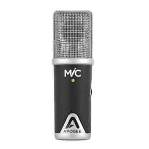 APOGEE MiC iPad、iPhone、Mac専用 USBマイクロフォン chuya-online