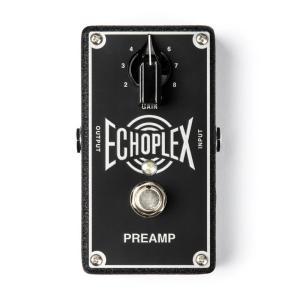 JIM DUNLOP EP-101 Echoplex Preamp ギターエフェクターテープエコーの...