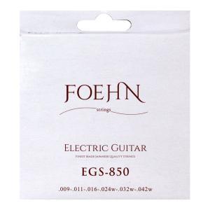 エレキギター弦 FOEHN EGS-850 Electric...