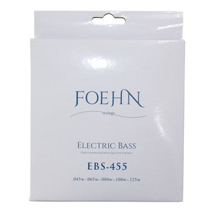 FOEHN EBS-455 Electric Bass Strings Regular Light 5strings 5弦エレキベース弦 45-125|chuya-online