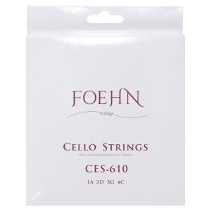 FOEHN CES-610 Cello Strings チェロ弦|chuya-online