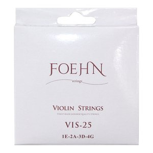 FOEHN VIS-25 Violin Strings バイオリン弦|chuya-online