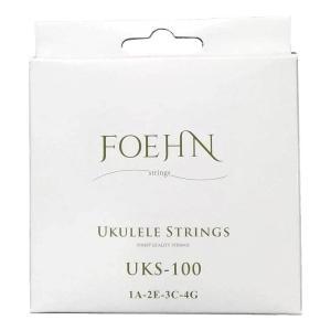 FOEHN UKS-100 Ukulele Strings Soprano/Concert ウクレレ弦 ソプラノ/コンサート用|chuya-online