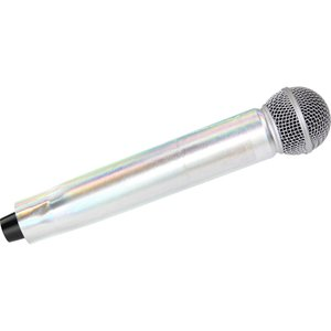 MicFX Chrome Mic Sleeves for Shure Wireless ワイアレスマ...