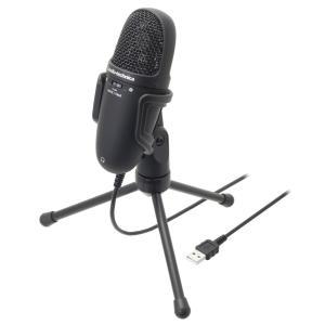 AUDIO-TECHNICA AT9934USB USBマイクロホンパソコンでの動画投稿時の収音や音...