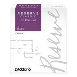 D'Addario Woodwinds/RICO LDADRECLC3.5P レゼルヴ クラシック B♭クラリネットリード [3.5+] chuya-online