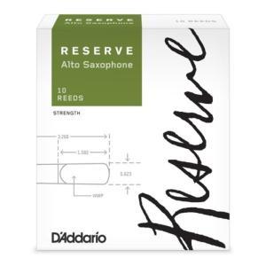 D'Addario Woodwinds/RICO LDADREASC3 レゼルヴ アルトサックスリード [3]|chuya-online.com