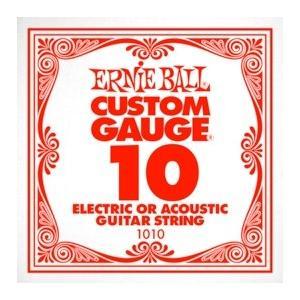 ギターバラ弦 アーニーボール .010 ERNIE BALL 1010×6本