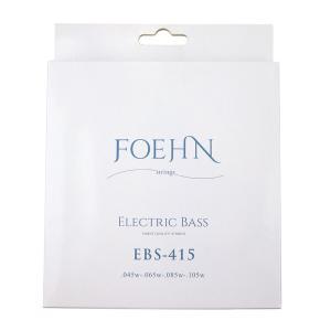 FOEHN EBS-415×2セット Electric Bass Strings Regular Light Top Medium Bottom エレキベース弦 45-105|chuya-online