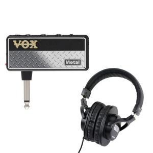 VOX AmPlug2 Metal AP2-MT ギター用ヘッドホンアンプ SDG-H5000 モニ...