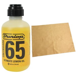 JIM DUNLOP 6554 レモンオイル FOEHN FGC2429 ギタークロス メンテナンス...