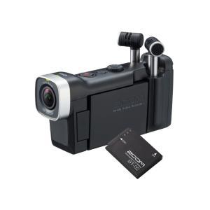 ZOOM Q4n Handy Video Recorder ハンディビデオレコーダー BT-02 専...