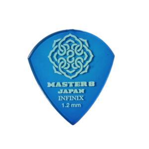 MASTER 8 JAPAN IF-JZ120 INFINIX JAZZ TYPE 1.2mm ピック×10枚