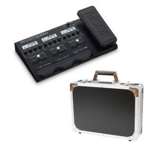ZOOM G3Xn マルチエフェクター Dicon Audio エフェクターケース付きセットズームの...