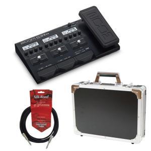 ZOOM G3Xn マルチエフェクター Dicon Audio エフェクターケース Silk Roa...