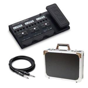 ZOOM G3Xn マルチエフェクター Dicon Audio エフェクターケース HOSA ギター...