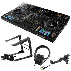 Pioneer DDJ-RZX DJコントローラー LPS-002 ラップトップスタンド SD GA...