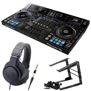 Pioneer DDJ-RZX DJコントローラー LPS-002 ラップトップスタンド AUDIO...