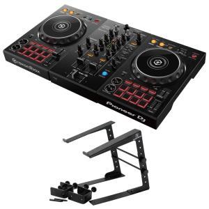 Pioneer DDJ-400 DJコントローラー Dicon Audio LPS-002 ラップトップスタンド 2点セット chuya-online.com