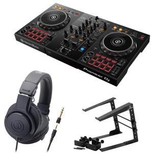 Pioneer DDJ-400 DJコントローラー LPS-002 ラップトップスタンド AUDIO...
